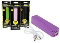 JUICE POWER BANK EMERGENCY PORTABLE BATTERY CHARGER IPHONE SMART PHONE