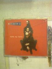 AFFINITY 3 - TAKE MY HAND  -  4 TRACKS -  CD
