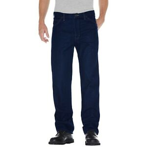 NEW Dickies 9393 Regular Straight Fit 5-Pocket Denim Jeans