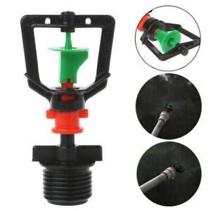 10pcs 7.2cm*2cm Rotating Micro Sprinkler Garden Plant Water Irrigation Accessory