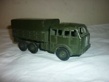 DINKY TOYS Original jancien Camion Berliet tout terrain meccano Made In France