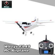 Original Wltoys F949 2.4G 3Ch RC Airplane Fixed Wing Plane Outdoor Drone Gift US