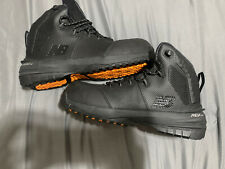 New Balance 989 Composite Toe MID989G1 Work Boots, Men's Size 8.5-D Black