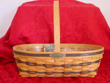 Longaberger Tradition's Hospitality Combo with Plain & Divided Protector New