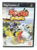 Soccer Mania Sony PlayStation 2 PS2 Game