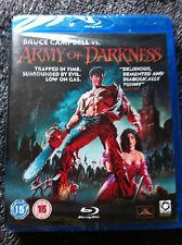 ARMY OF DARKNESS / FEAST / THE CHILDREN - Blu Ray Region B/UK - 3 Discs Bundle