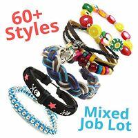 Kids WHOLESALE Party Bag Fillers JOB LOT Bracelets Favours Children ANY QUANTITY