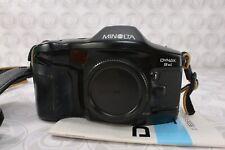 Minolta Spiegelreflexkamera 9 xi