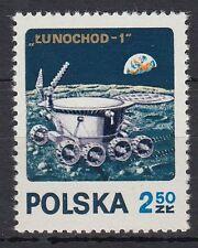 Polen Poland 1971 ** Mi.2122 Weltraum Space Mondauto Lunar Rover [st0031]