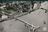 Ansichtskarte Steinhude am Meer Ratskeller und Promenade Luftbild (Nr.9600)