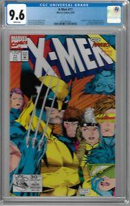 X-Men # 11 CGC 9.6 WP Jim Lee