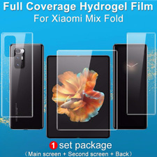 IMAK For Xiaomi Mi Mix Fold, Full Coverage Smooth Soft Screen Protector Film