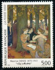 STAMP / TIMBRE FRANCE NEUF N° 2832 ** TABLEAU ART /  DENIS, Les MUSES