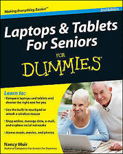Laptops & Tablets for Seniors For Dummies (For Dummies (Computers)), Muir, Nancy