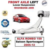 FRONT AXLE LEFT Lower Wishbone ARM for ALFA ROMEO 159 Saloon Sportwagon 2005-12