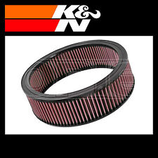 K&N E-1500 High Flow Replacement Air Filter - K and N Original Performance Part