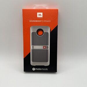 Motorola Moto Mod JBL SoundBoost Portable Speaker  - White
