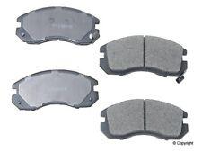 Disc Brake Pad Set-Meyle Semi Metallic Front WD EXPRESS fits 90-96 Subaru Legacy