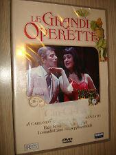 DVD LE GRANDI OPERETTE CIN CIN LA' ELENA ROSSI MAURIZIO MICHELI CAIMI BRIDELLI