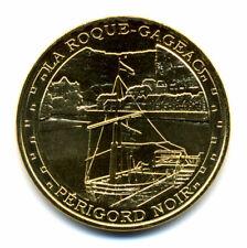 24 LA ROQUE-GAGEAC Gabarre, 2021, Monnaie de Paris