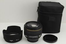 """""""EXCELLENT"""" SIGMA 30mm F1.4 EX DC HSM AF Lens for Nikon F Mount w/ Case #190914e"""