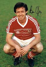 Brian FLYNN Signed Autograph 12x8 Photo AFTAL COA Welsh Football Manager Player