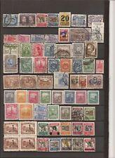 Colombia-135 assorted stamps Unused/ used ( 1898-on) nice variety