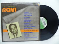 The Best of Ravi LP Record Hindi Films Songs Bollywood Rare 1984 Vinyl Indian NM