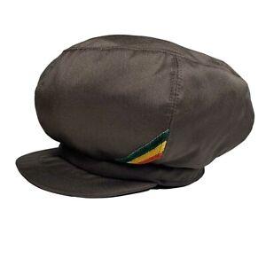 Irie Ites Rasta Roots Dread Hat Cap Rastafari Reggae Jamaica Caps Negus LG 60 cm