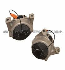 Audi A4 2.0 Quattro MANUAL L + R Electric HYDRO Engine Motor Mount Mounts Set 2