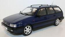 KK Models 1/18 Scale 180071 - Volkswagen VW Passat B3 Estate VR6 - Blue