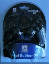 MANDO DUAL SHOCK PARA LA PS2- PROJECT DESIGN DUAL RUBBER OIL