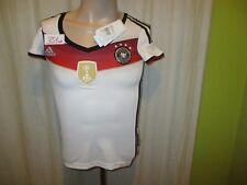 "Deutschland ""DFB"" Adidas Damen/Lady EM Qualifikation Trikot 2014/15 Gr.26-28 Neu"