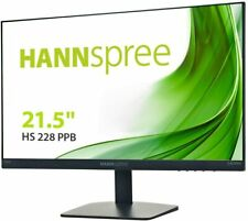 Monitor HannsG 21.5'' Full HD LED HDMI HS228PPB Black