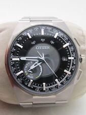 CITIZEN  Eco-Drive SATELLITE WAVE F100 Titanium Limited Edition Watch (NWT)