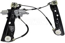 Power Window Motor and Regulator Assembly Front Left fits 11-17 Buick Regal