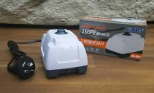 HD-802 Adjustable Silent Aquarium Air Pump Fish Quiet Twin Valve Tropical Marine