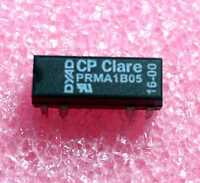 CP Clare PRMA1B05 Reed Relay - Lot of 3   ( 28B147 )