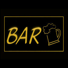 170035 Beer Cup Brewer Catchy Live Music Bar Weekly Display Led Light Sign