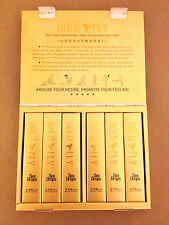 spanish gold fly sex drops women sexual enhancement 5ml x 12 tubes-free shipping