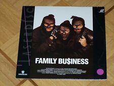 PAL Laserdisc: Family Business