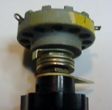 Ohmite Rotary Model III-3 SP3P Power Tap Switch 10A 150VAC Wt old pointer knob.