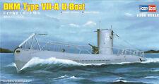 Hobby Boss 83503 DKM Type VII-a submarine-u Boot - 1:350