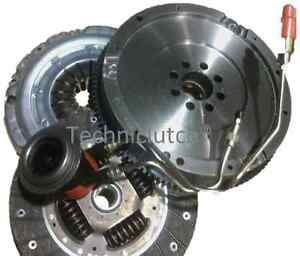 FOR LAND ROVER FREELANDER 2.0 TD4 FLYWHEEL AND CLUTCH KIT WITH CSC SLAVE