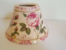 Apropos Home Collection China Rosier Candle Lampshade