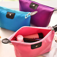 Multifunction Purse Box Travel Makeup Cosmetic Bag Toiletry Case Pouch portable