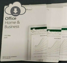 MS Office Home And Business 2019, 1 Device, PC/MAC - 1 User Key Card