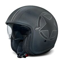 Premier Vintage Helm Carbon Star BM  Gr. M = 57/58 - Schwarz Matt