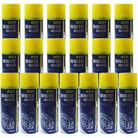 19x450ml MANNOL 8121 Schmierung White Grease Schmierfett Lithiumfett Fettspray