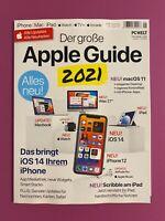 PC Welt Sonderheft Apple Spezial 01/2020 .. Der große Apple Guide 2021 ungelesen